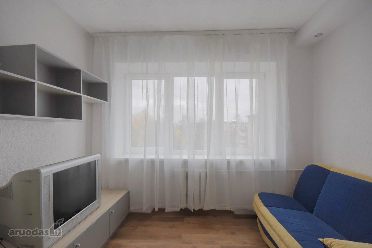 Kaunas, Aukštieji Šančiai, A. ir J. Gravrogkų g., 1 kambario butas