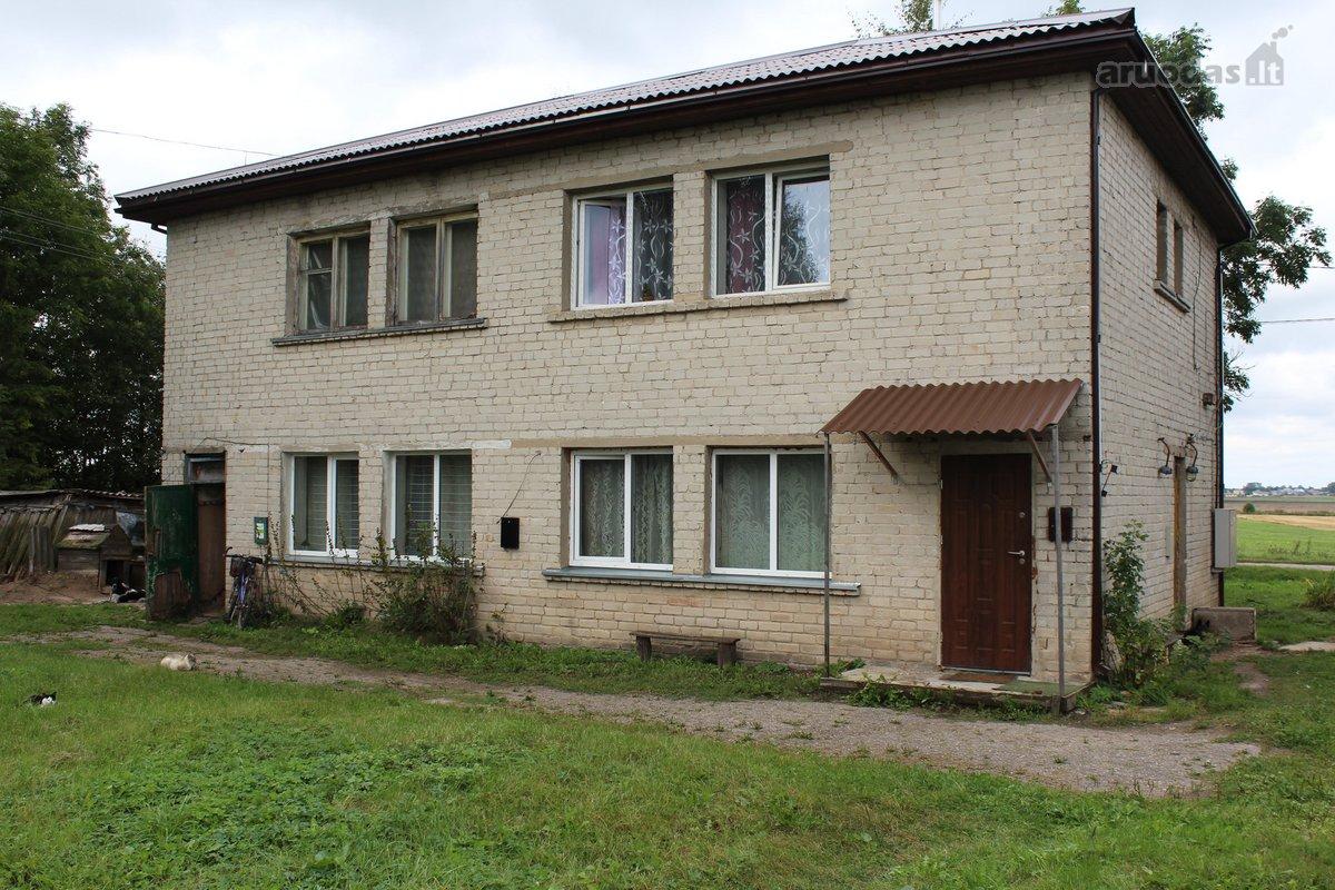 Radviliškio r. sav., Ilguočių k., Beržės g., 2 kambarių butas