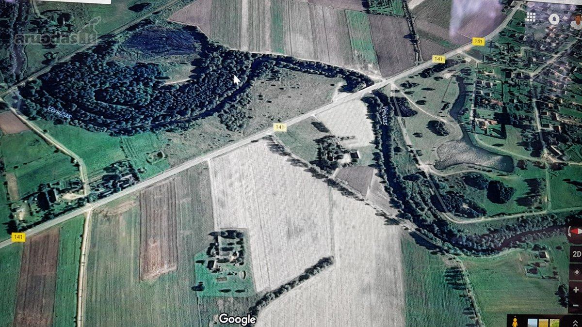Klaipėdos r. sav., Šilininkų k., Šilininkų g., žemės ūkio, miškų ūkio paskirties sklypas