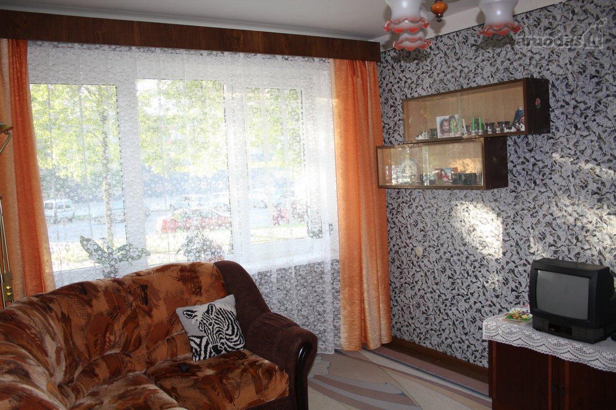 Šiauliai, Dainiai, Lyros g., 4 kambarių butas