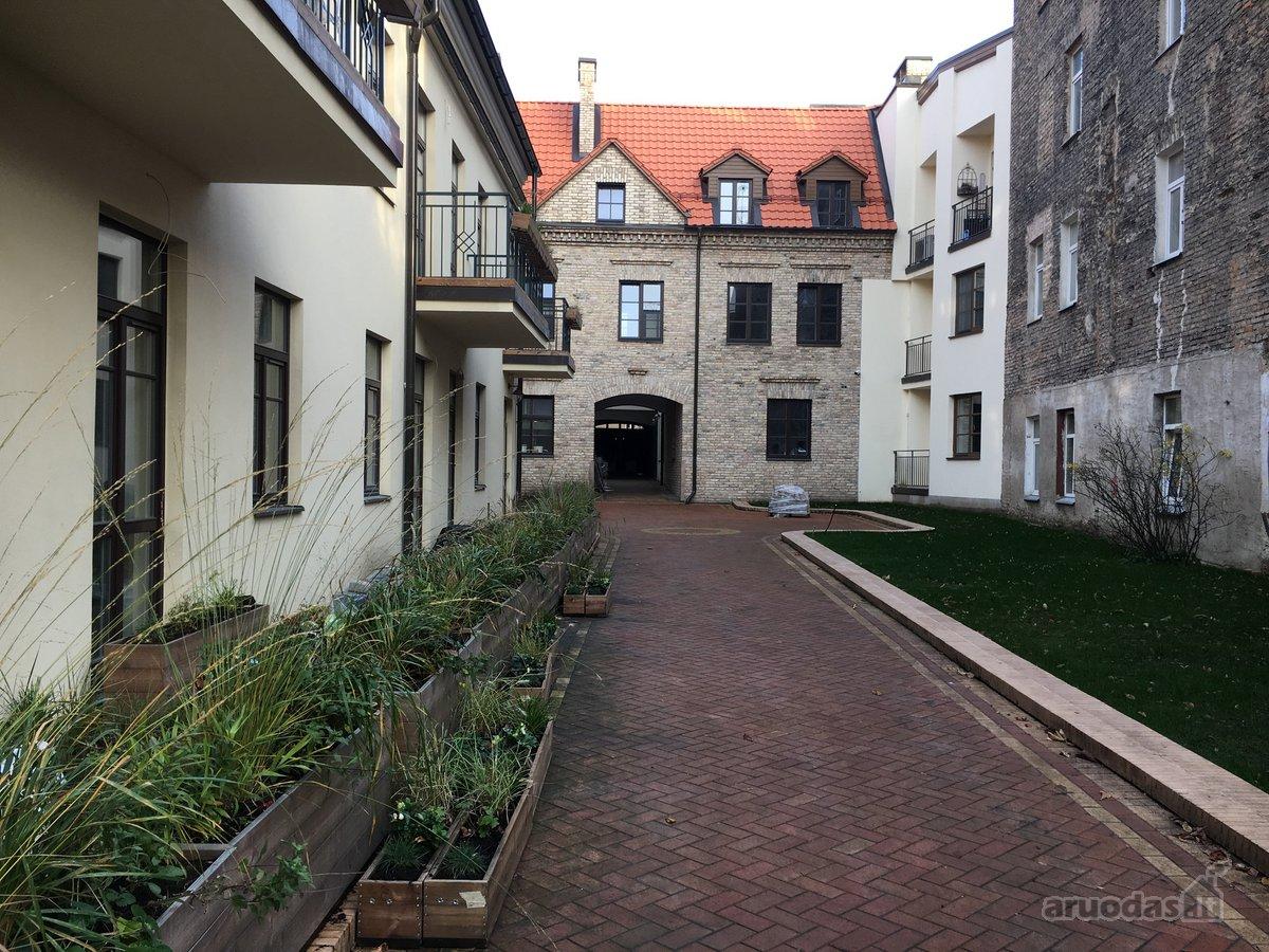 Vilnius, Užupis, Malūnų g., 3 kambarių butas