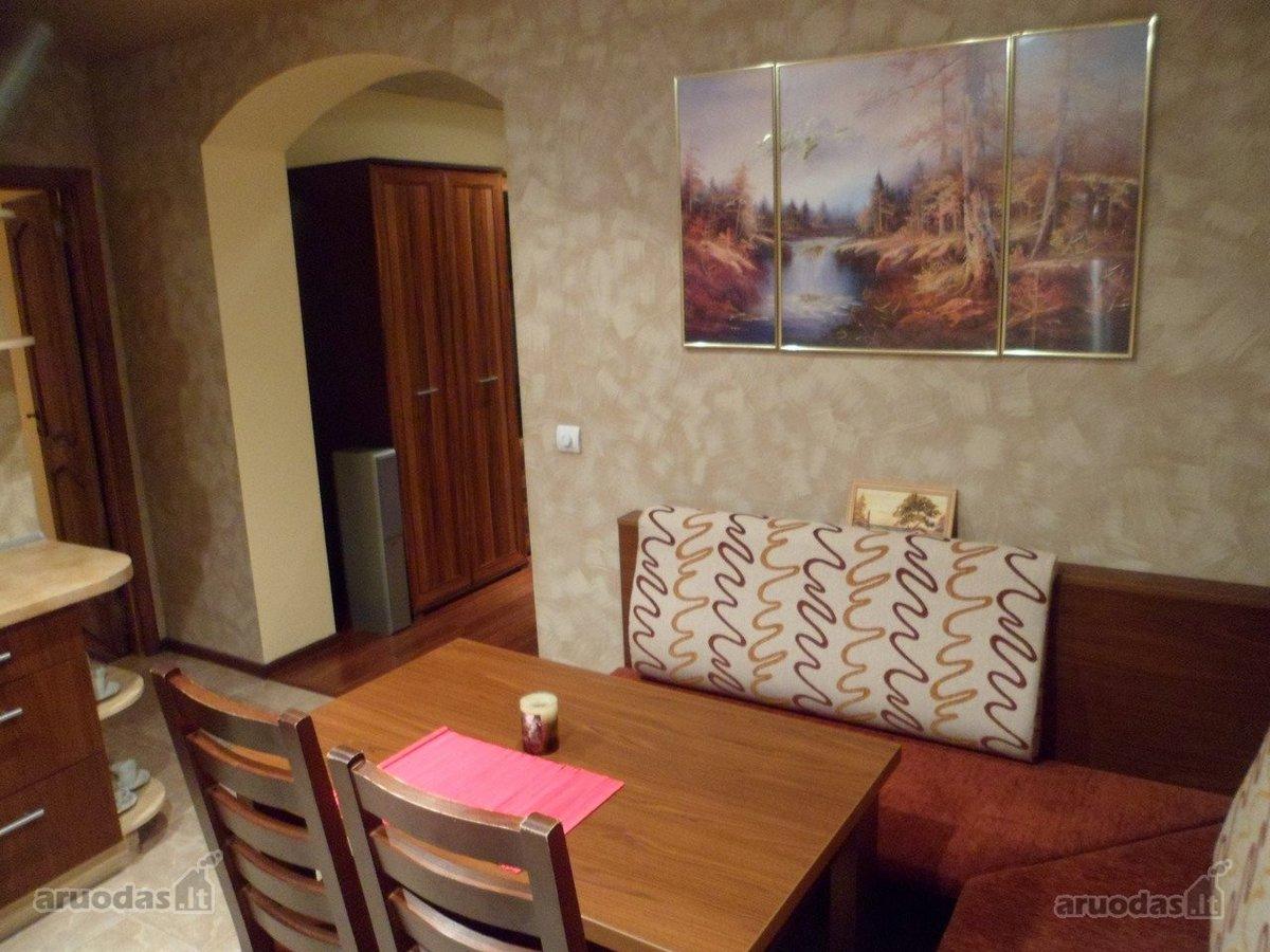 Vilnius, Naujamiestis, Kauno g., 3 kambarių buto nuoma