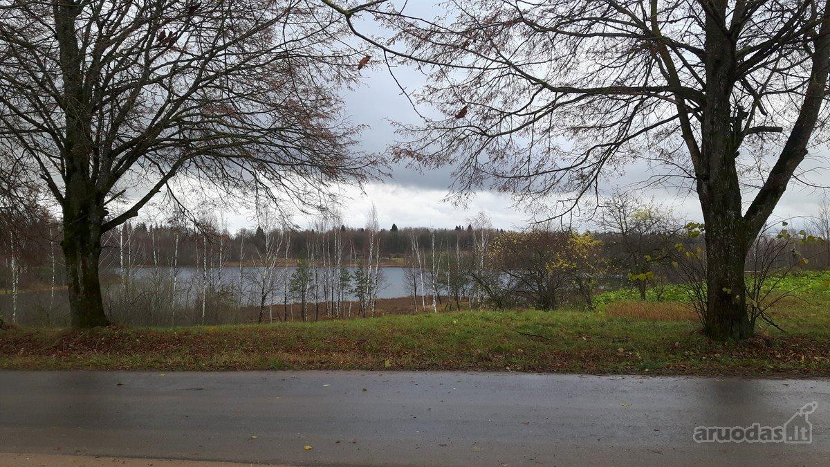 Vilniaus r. sav., Gudelių k., Ežero g., žemės ūkio paskirties sklypas