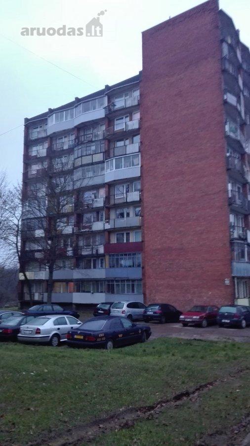 Kaunas, Dainava, M. Riomerio g., 1 kambario butas