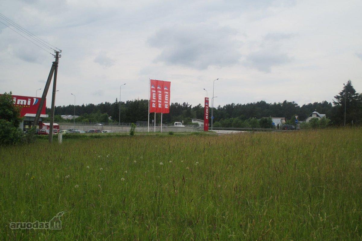 Vilnius, Santariškės, Molėtų pl., namų valdos paskirties sklypas