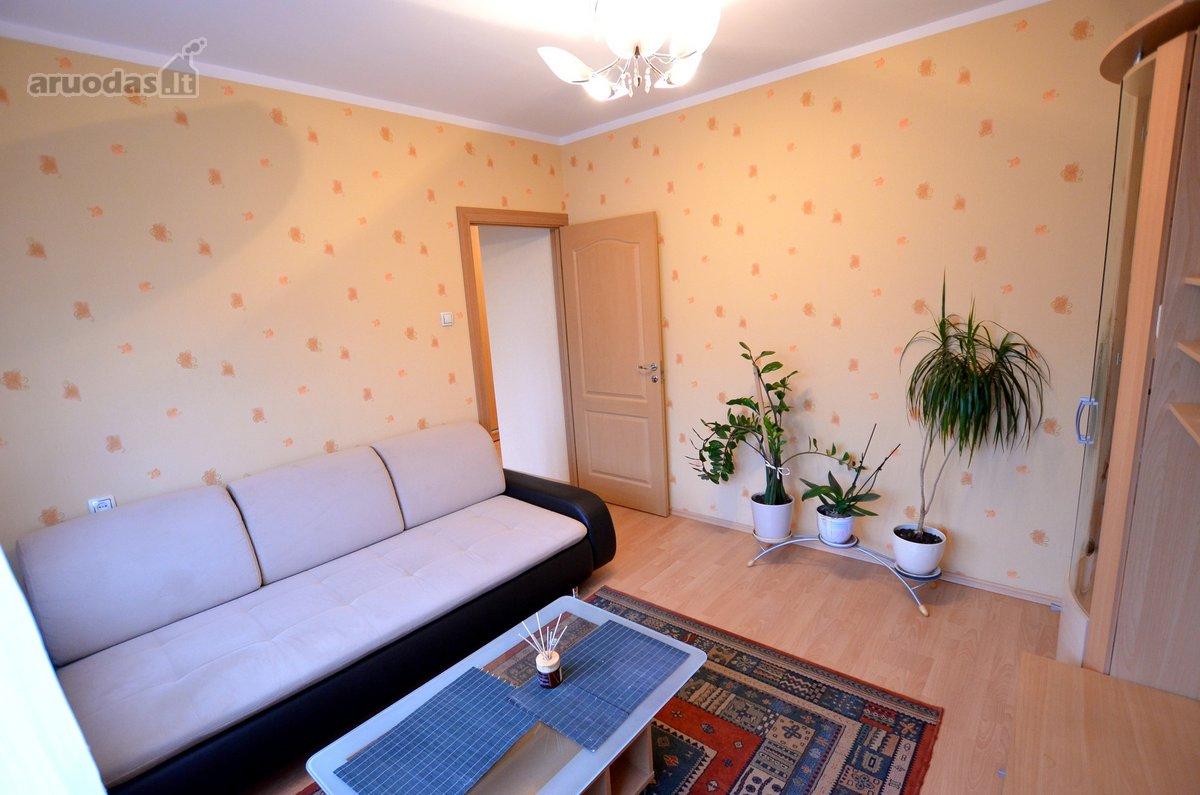 Kaunas, Šilainiai, Šarkuvos g., 2 kambarių butas