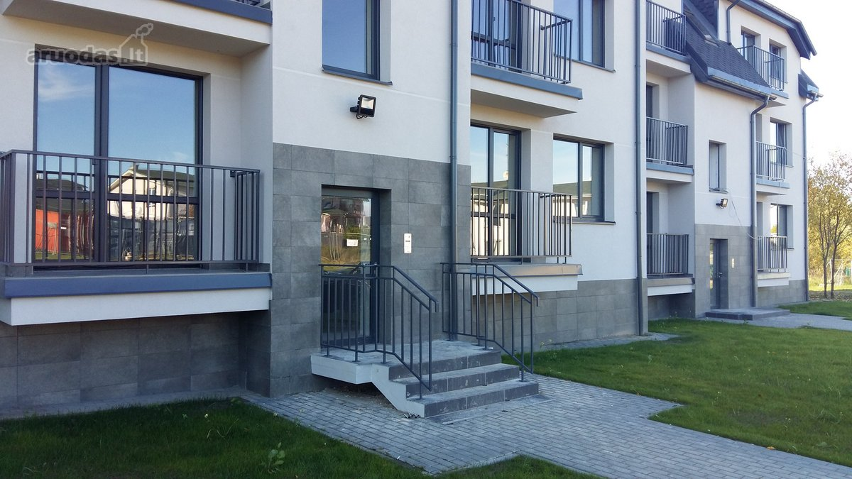 Vilniaus r. sav., Klevinės vs., Ukmergės g., 3 kambarių butas