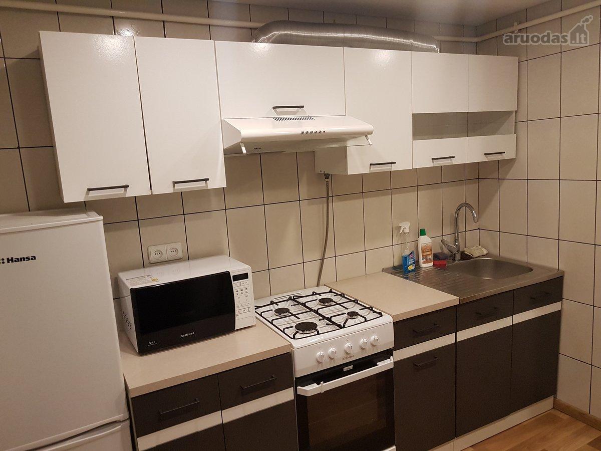 Vilniaus r. sav., Nemenčinės m., Vasaros g., 1 room flat