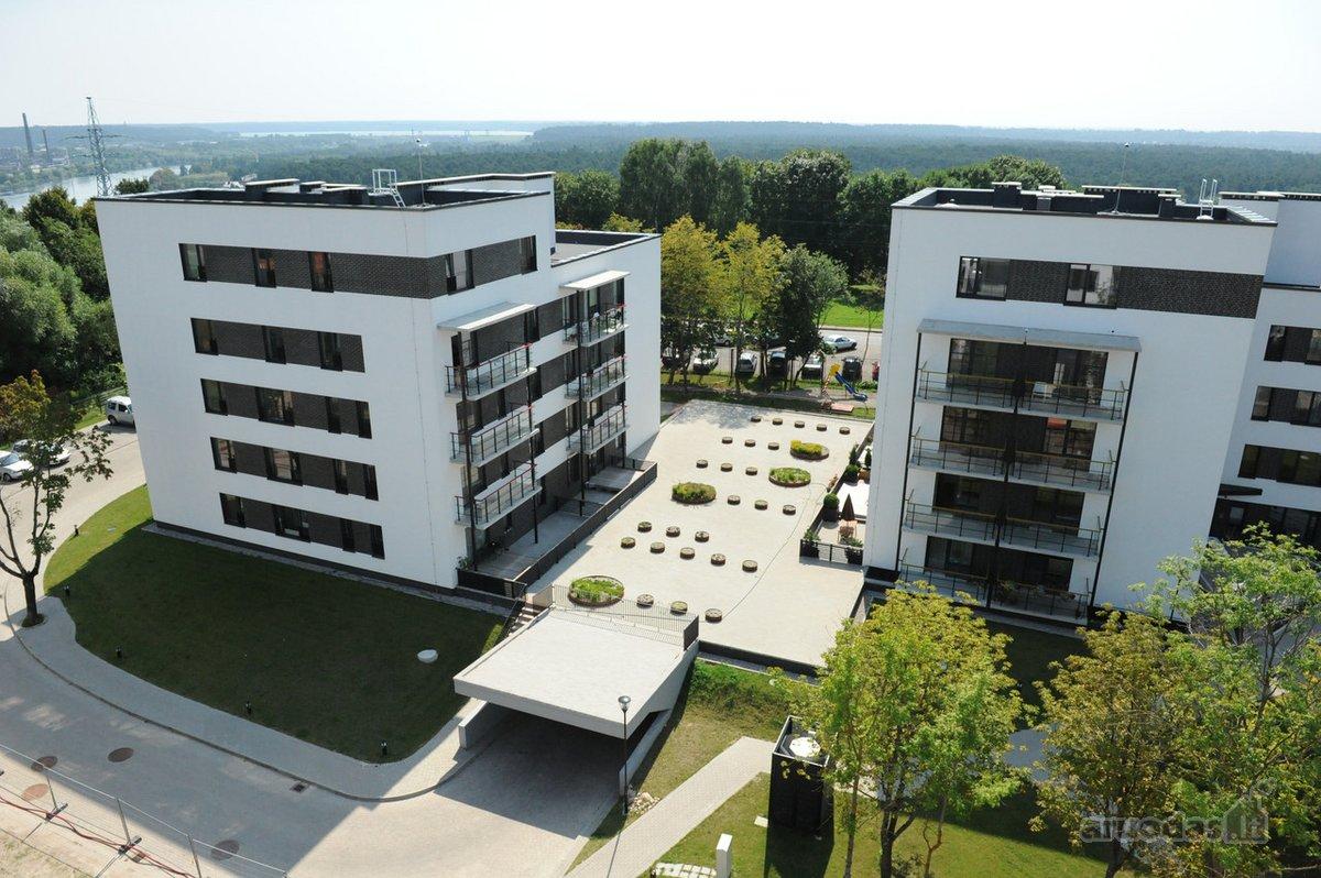 Kaunas, Aukštieji Šančiai, Biržiškų g., 4 kambarių butas