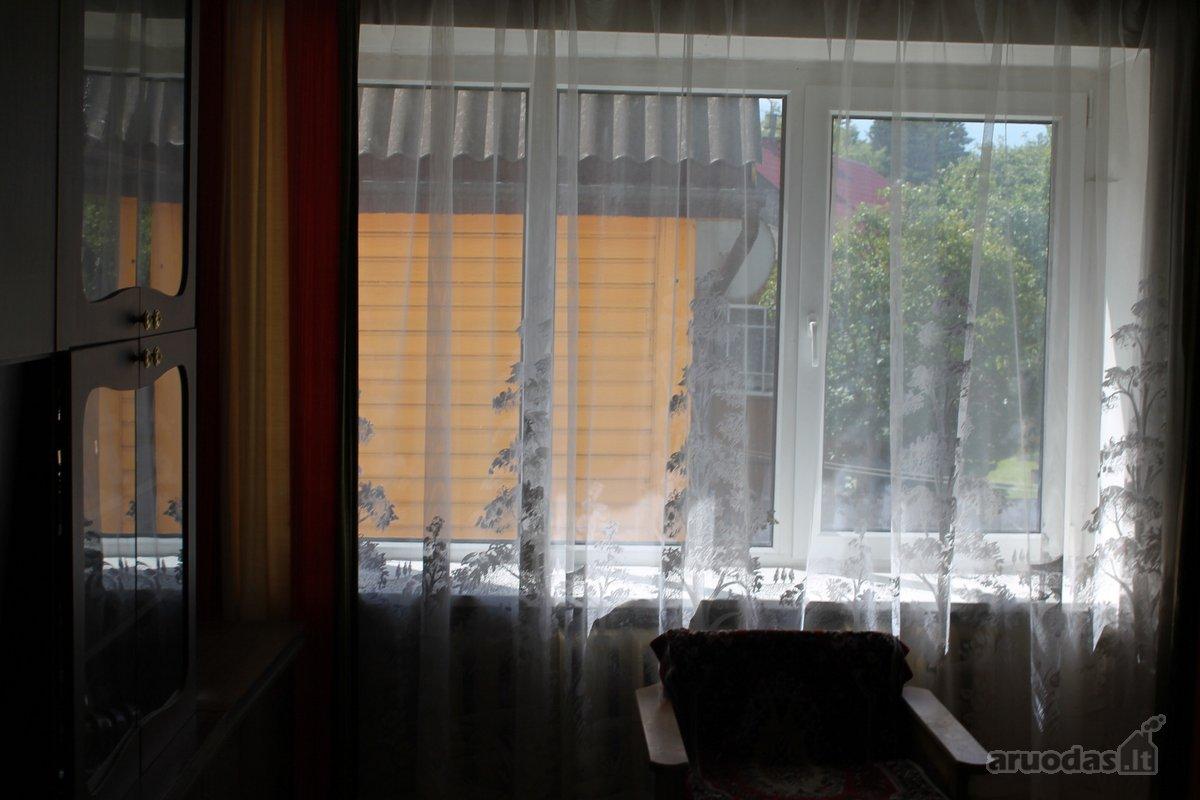 Švenčionių r. sav., Pabradės m., Pašto g., 2 kambarių butas