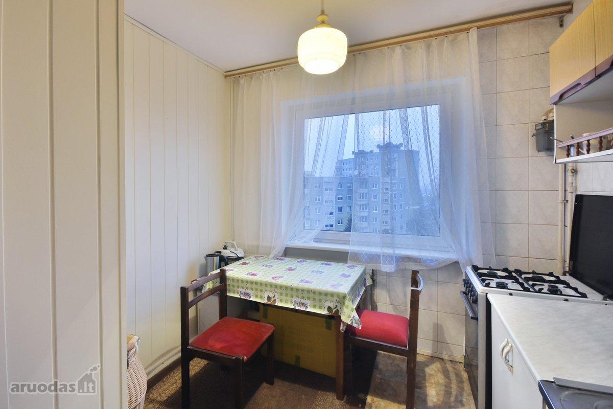 Kaunas, Šilainiai, Kuršių g., 2 kambarių butas
