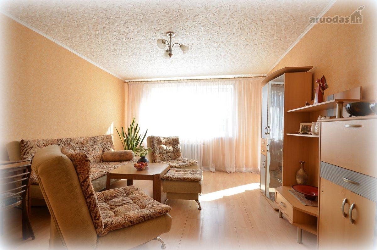 Kaišiadorių r. sav., Žiežmarių m., Sodų g., 4 kambarių butas