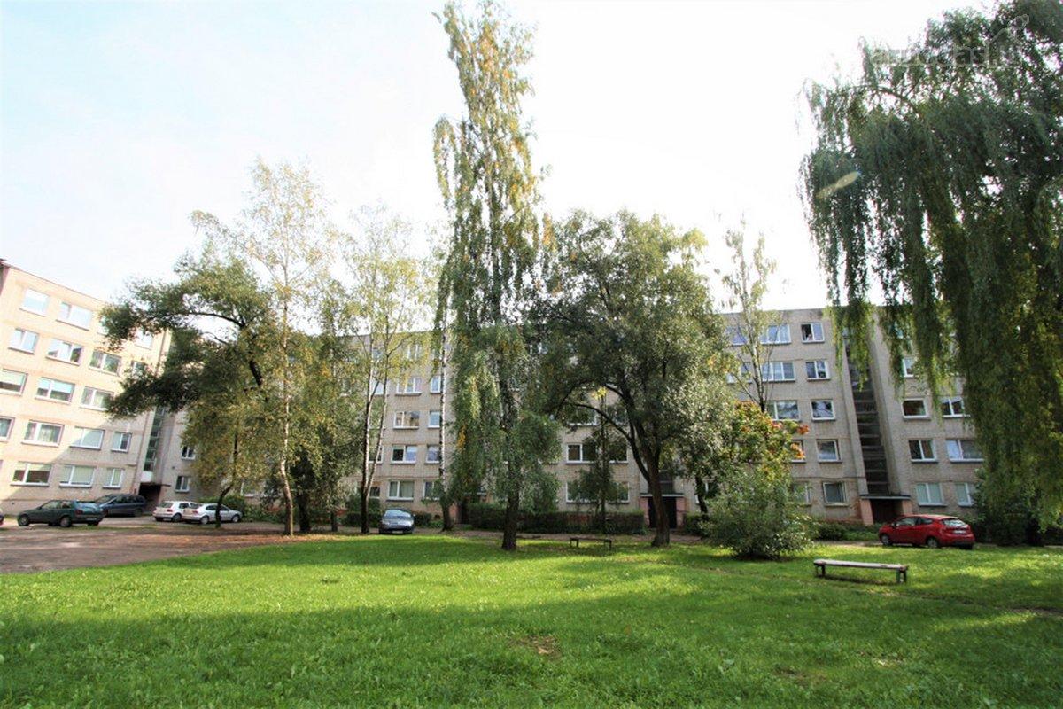 Kaunas, Aukštieji Šančiai, Medvėgalio g., 2 kambarių butas