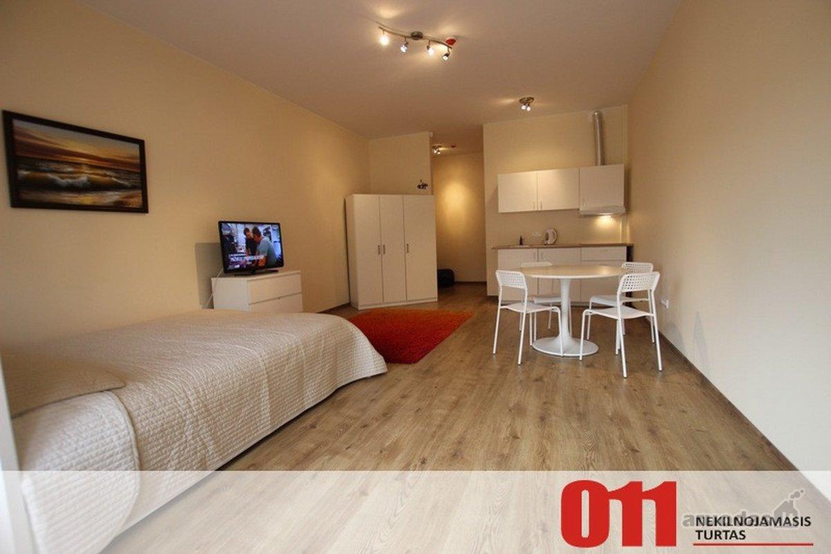 Palanga, Smilgų g., 1 kambario butas