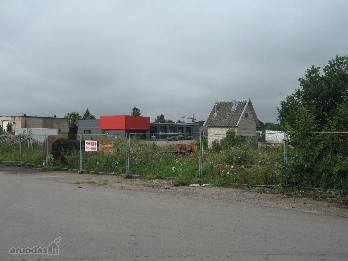 Telšių m., Šiaulių pl., kitos paskirties sklypas