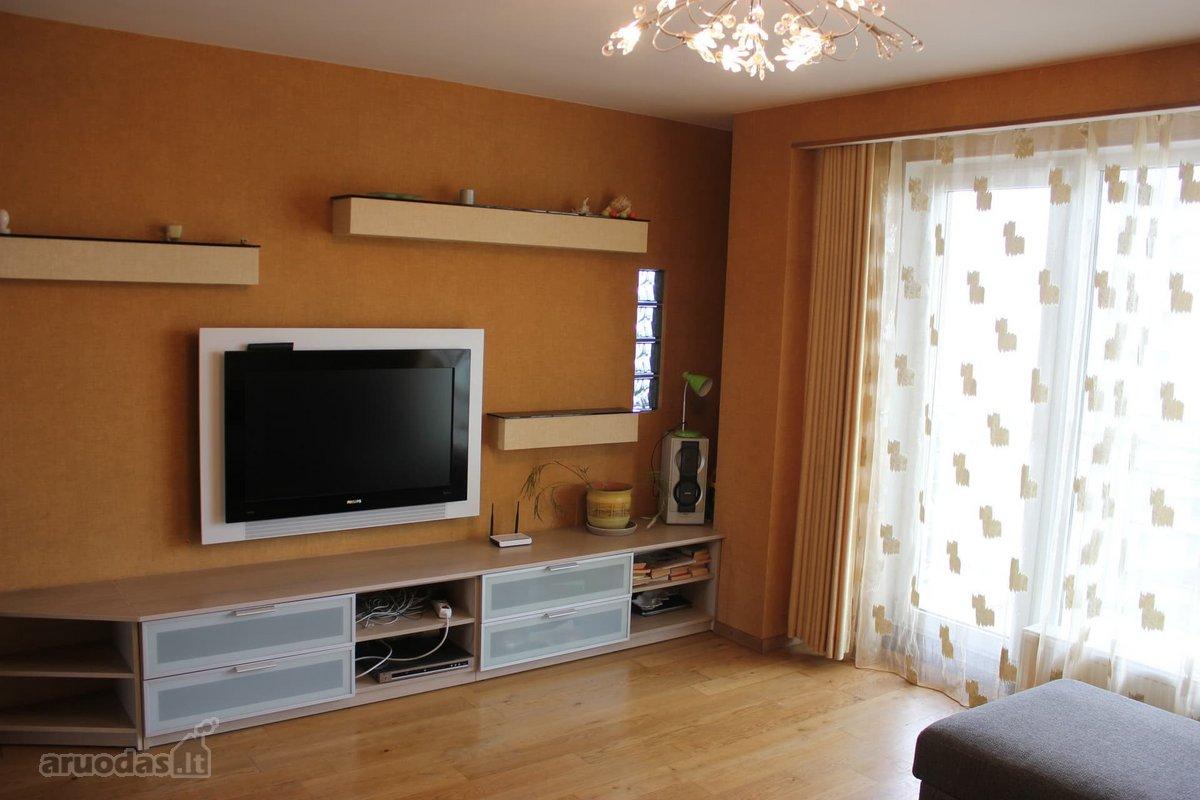 Vilnius, Pašilaičiai, Perkūnkiemio g., 2 kambarių butas