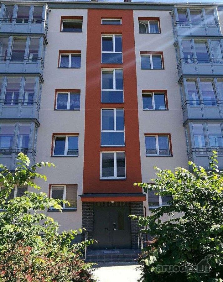 Klaipėda, Senamiestis, Taikos pr., 3 kambarių butas