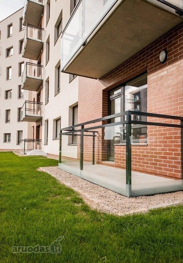 Vilnius, Žvėrynas, Paribio g., 2 kambarių butas
