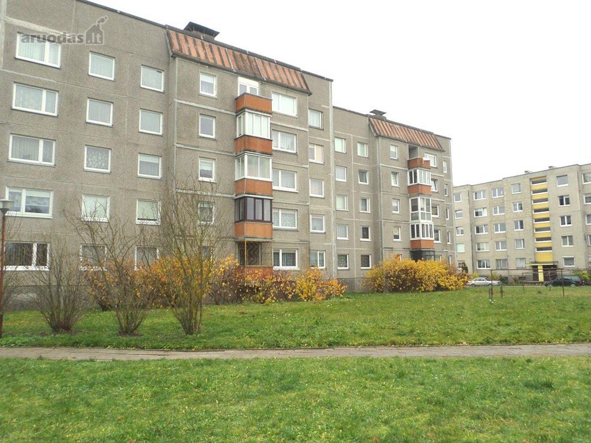 Mažeikių m., M. Daukšos g., 2 kambarių butas