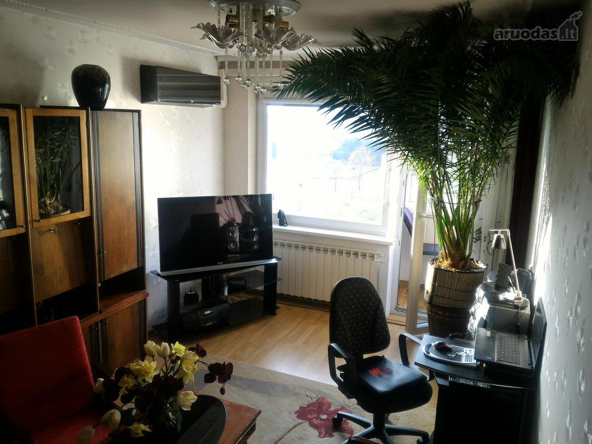 Kaunas, Kalniečiai, V. Landsbergio-Žemkalnio g., 1 kambario butas