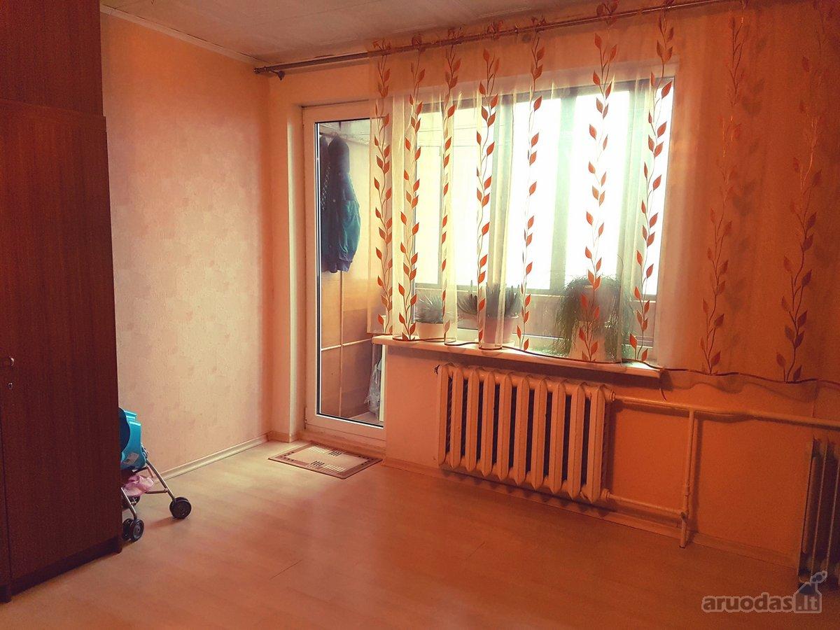 Kretingos m., Kęstučio g., 2 kambarių butas