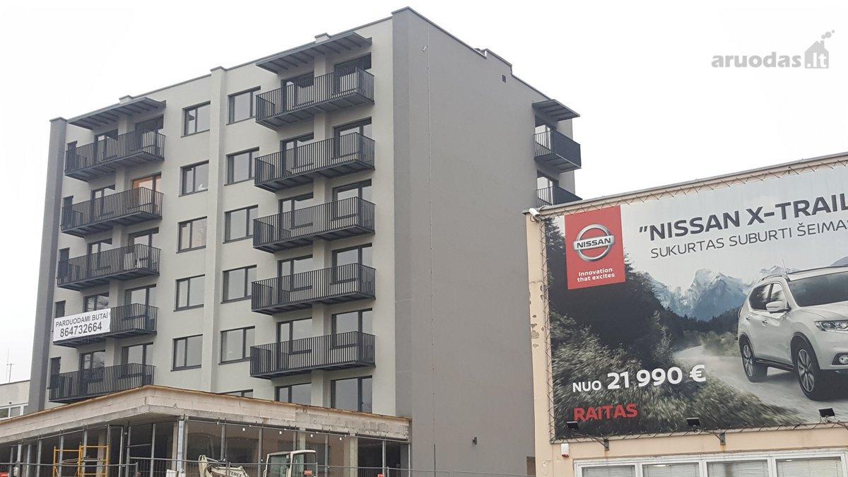 Vilnius, Šiaurės miestelis, Verkių g., 1 kambario butas