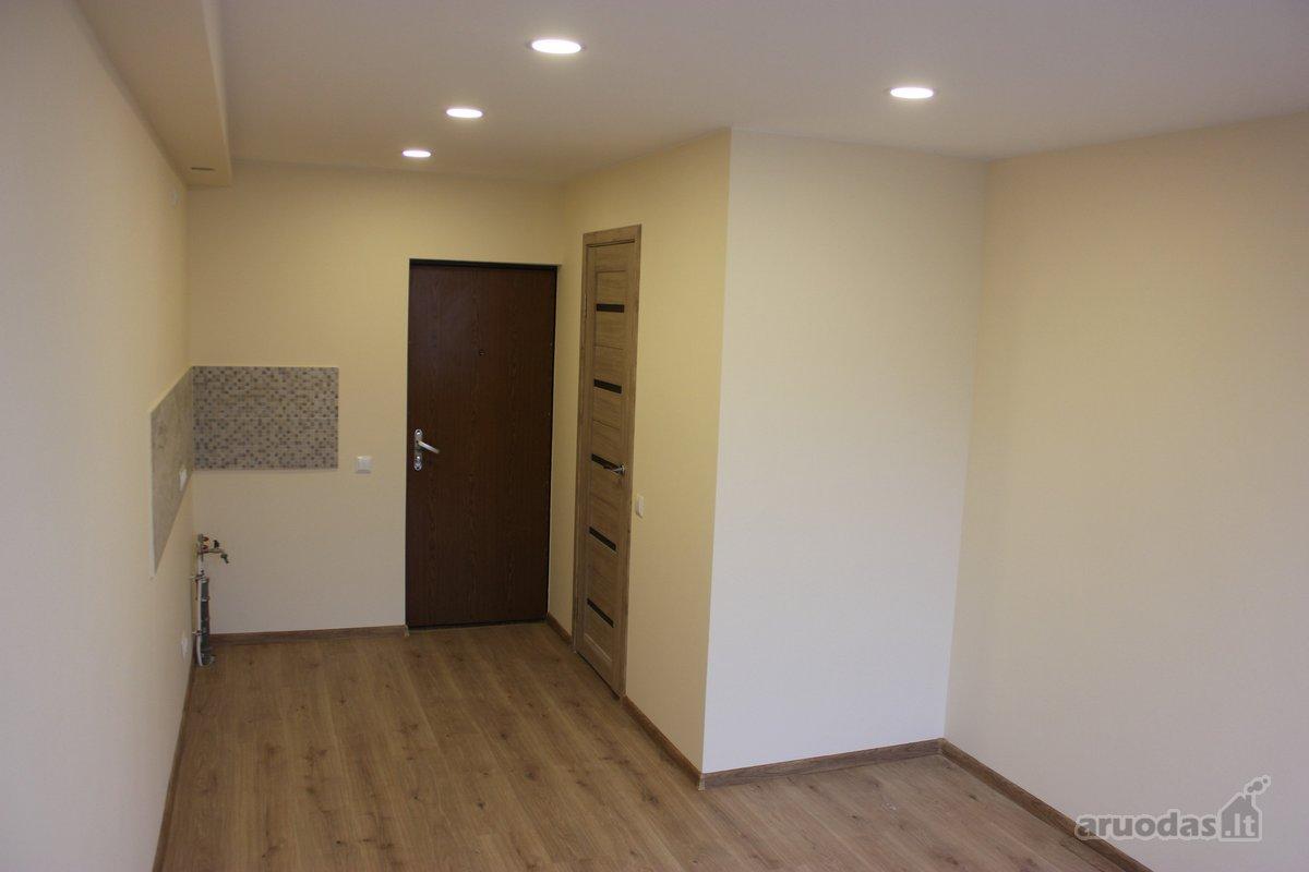 Vilnius, Senamiestis, Naugarduko g., 1 kambario butas