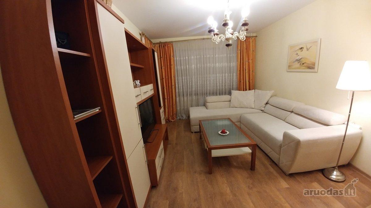 Vilnius, Pašilaičiai, Žemynos g., 3 kambarių butas