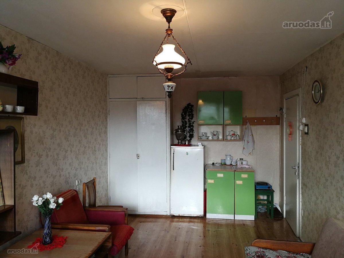 Vilnius, Naujamiestis, Algirdo g., 1 kambario butas