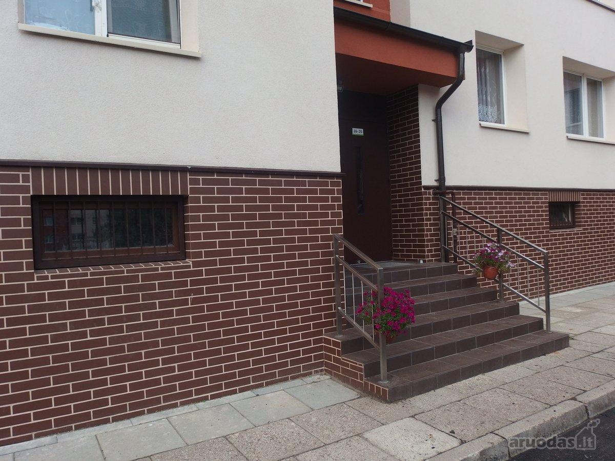 Klaipėda, Baltija, Nemuno g., 4 kambarių butas