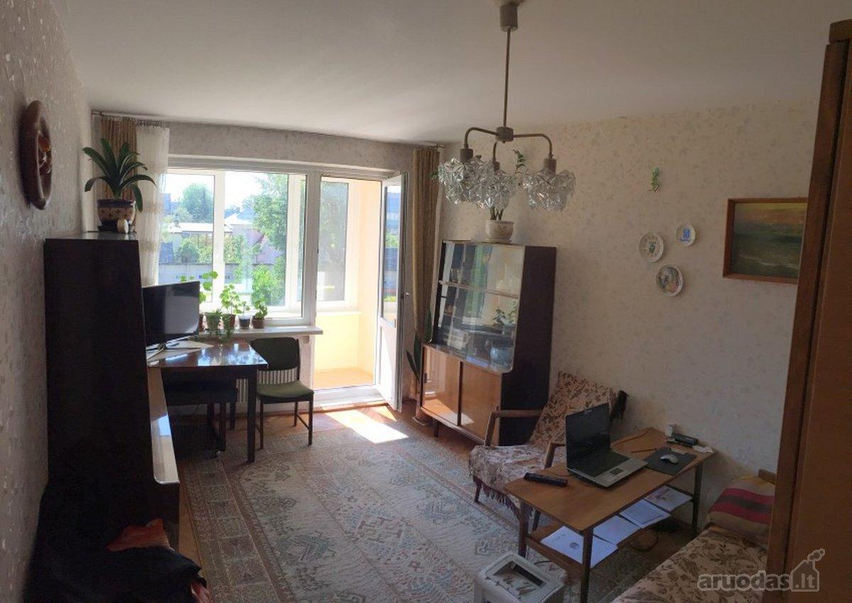 Palanga, J. Janonio g., 4 kambarių butas