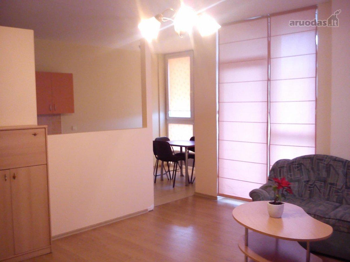 Vilnius, Santariškės, Fizikų g., 2 kambarių butas