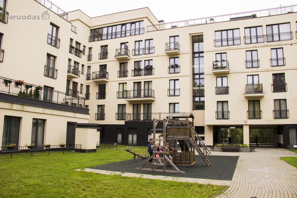 Vilnius, Antakalnis, V. Grybo g., 2 kambarių butas
