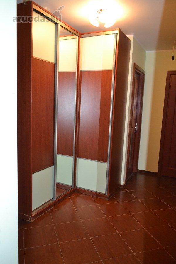 Raseinių m., Turgaus g., 4 kambarių butas