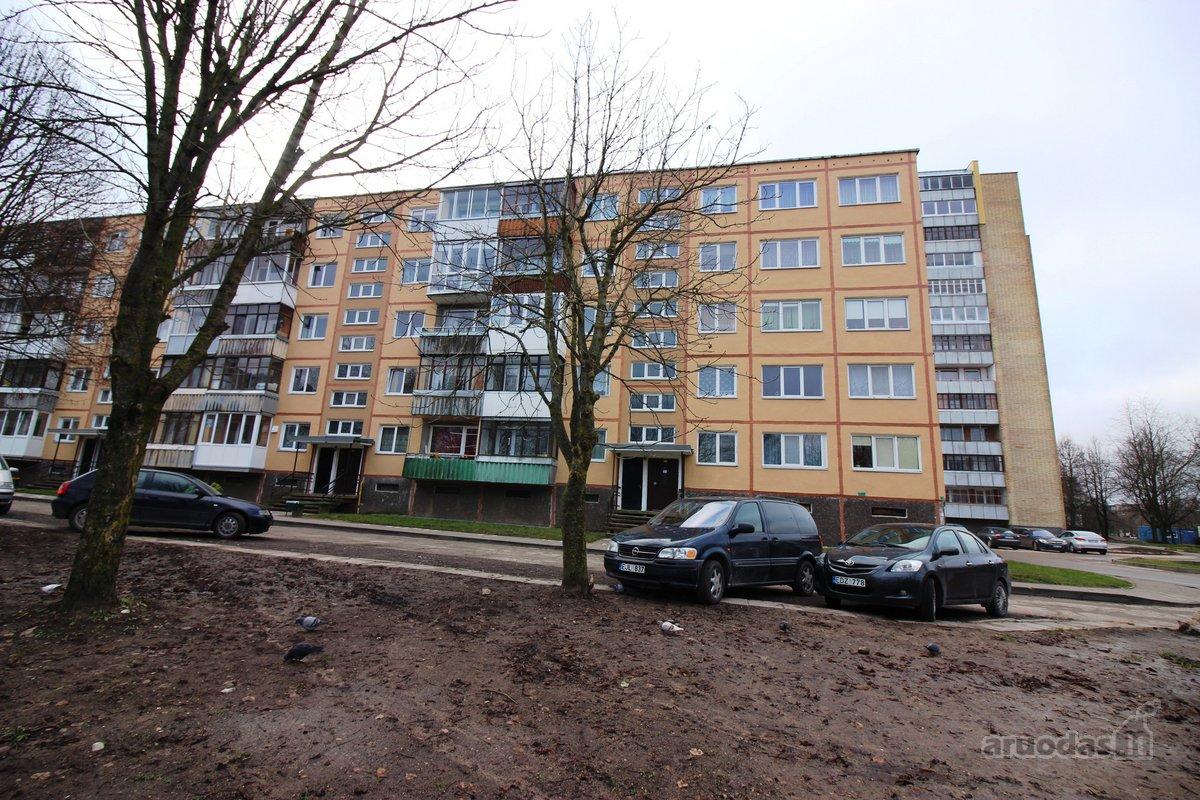Šiauliai, Lieporiai, Lieporių g., 2 kambarių butas