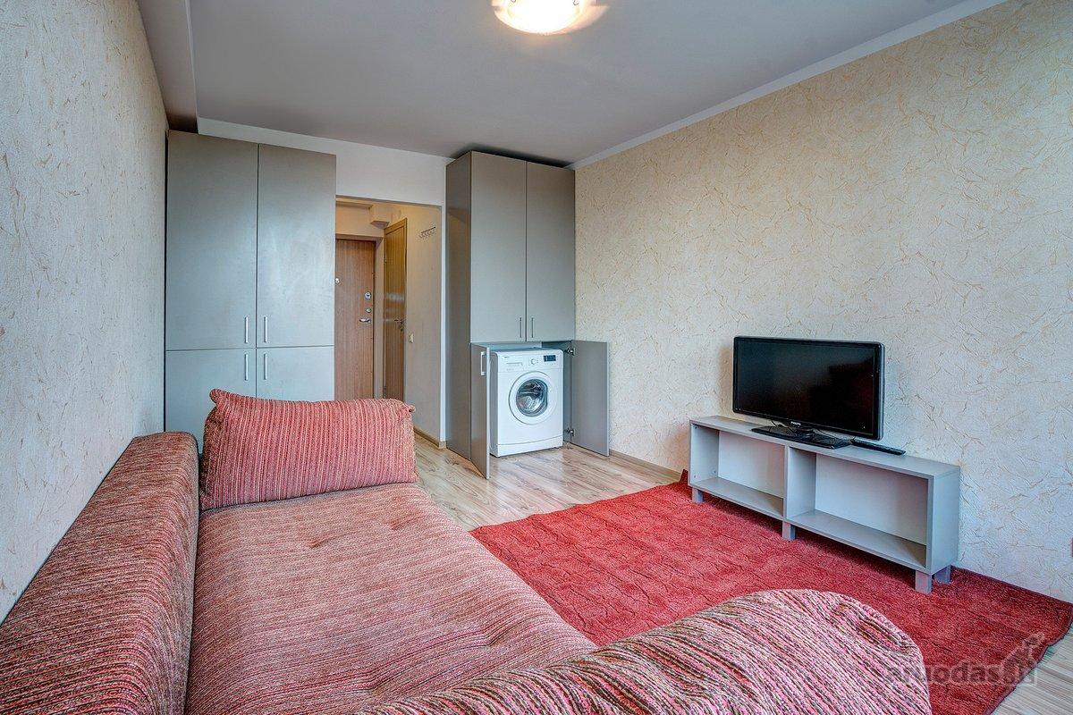 Vilnius, Naujininkai, Šaltkalvių g., 1 kambario butas