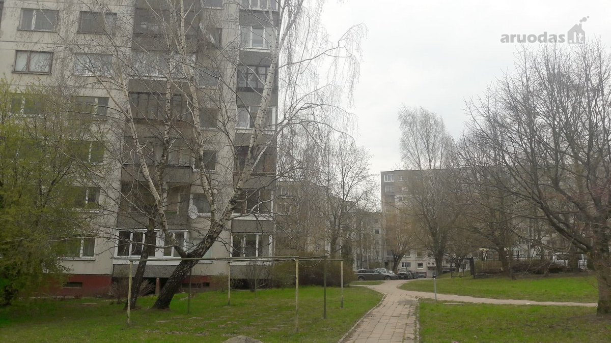 Vilnius, Šeškinė, Dūkštų g., 2 kambarių butas