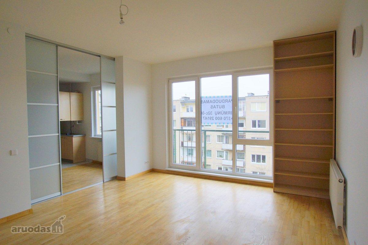 Vilnius, Žirmūnai, Žirmūnų g., 1 room flat