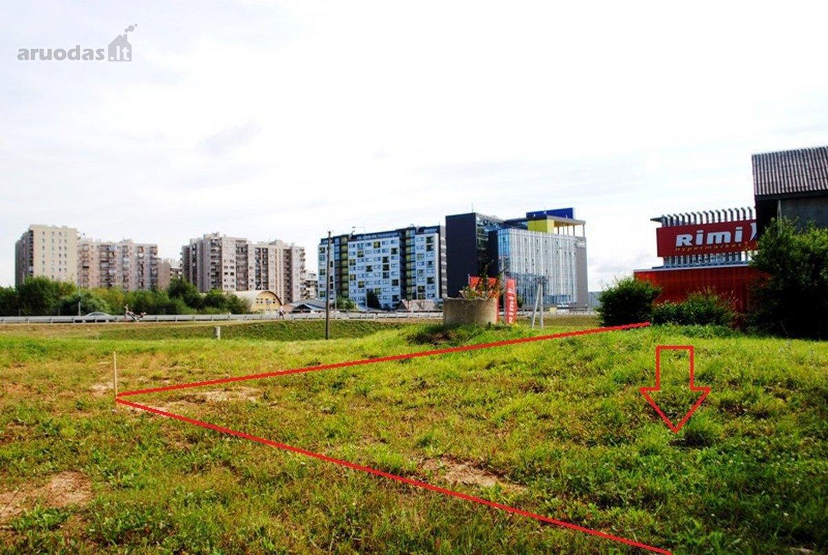 Vilnius, Pašilaičiai, Ukmergės g., namų valdos paskirties sklypas