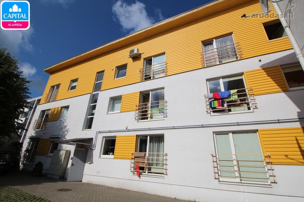 Palanga, Ronžės g., 2 kambarių butas