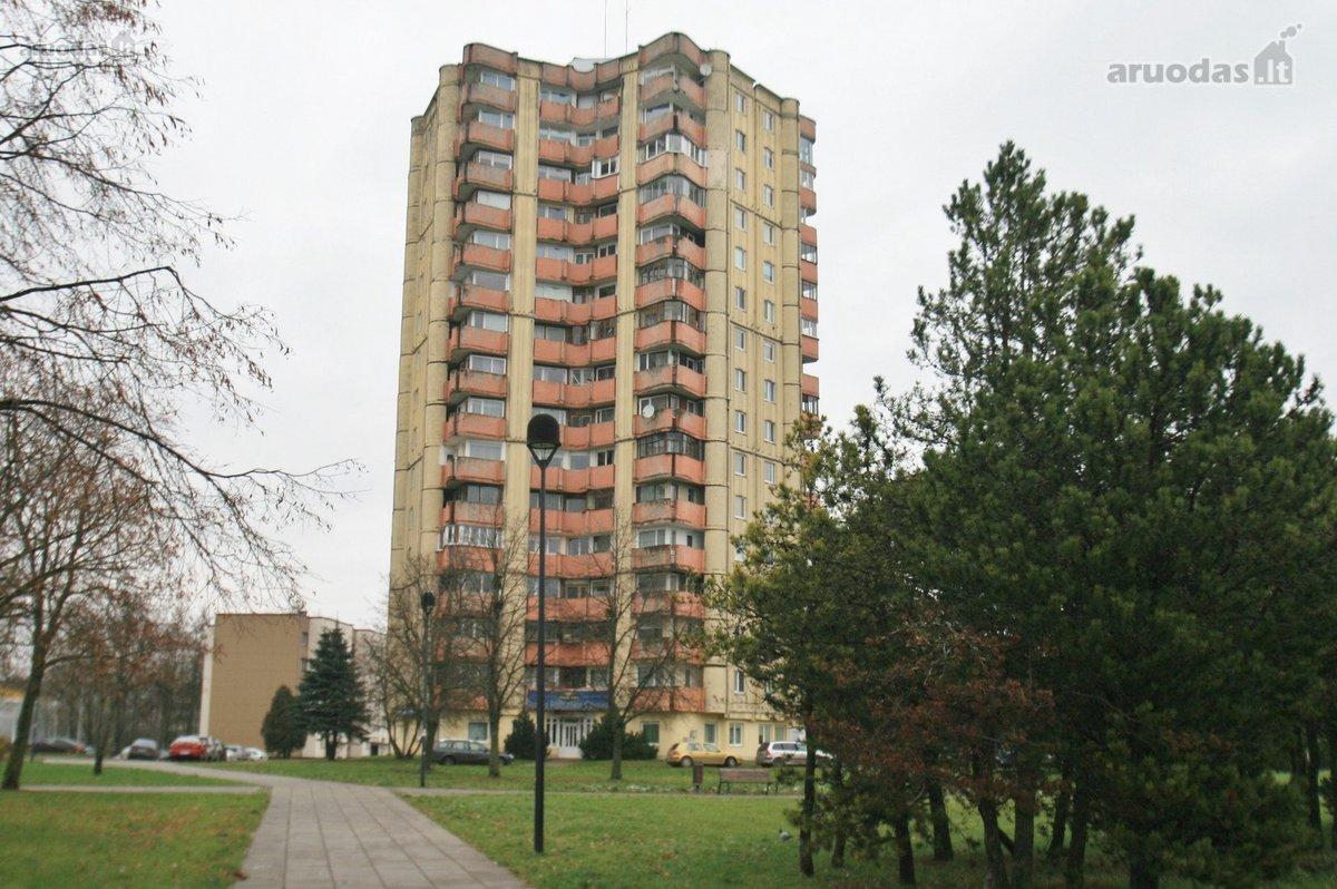 Kaunas, Eiguliai, P. Plechavičiaus g., 1 kambario butas