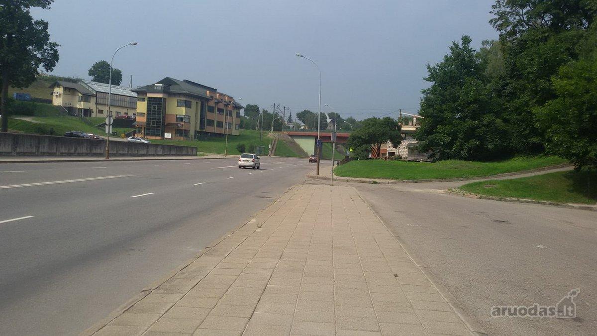 Vilnius, Rasos, Geležinė g., namų valdos paskirties sklypas