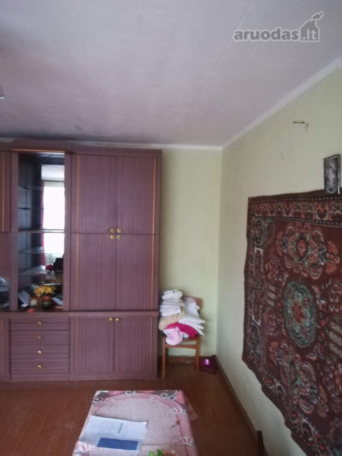 Ukmergės m., Vytauto g., 2 kambarių butas