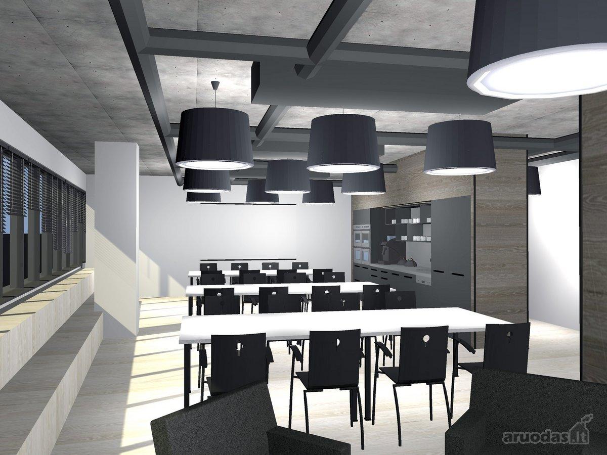 Vilnius, Šiaurės miestelis, Verkių g., офиса назначения помещения Для аренды