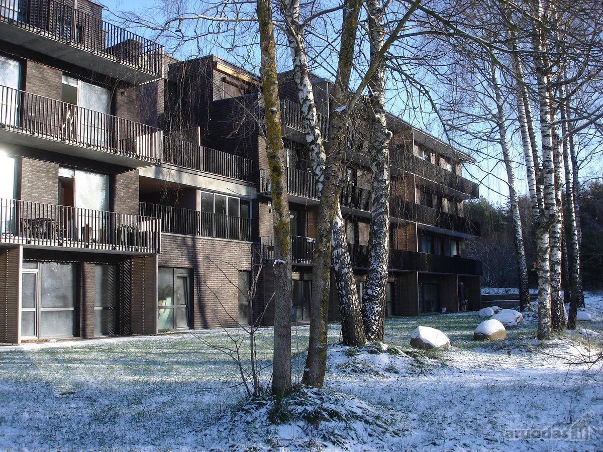 Vilnius, Saulėtekis, Pylimėlių g., 4 kambarių butas