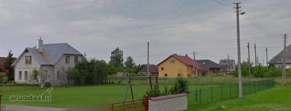 Jurbarko m., Žalgirio g., namų valdos paskirties sklypas