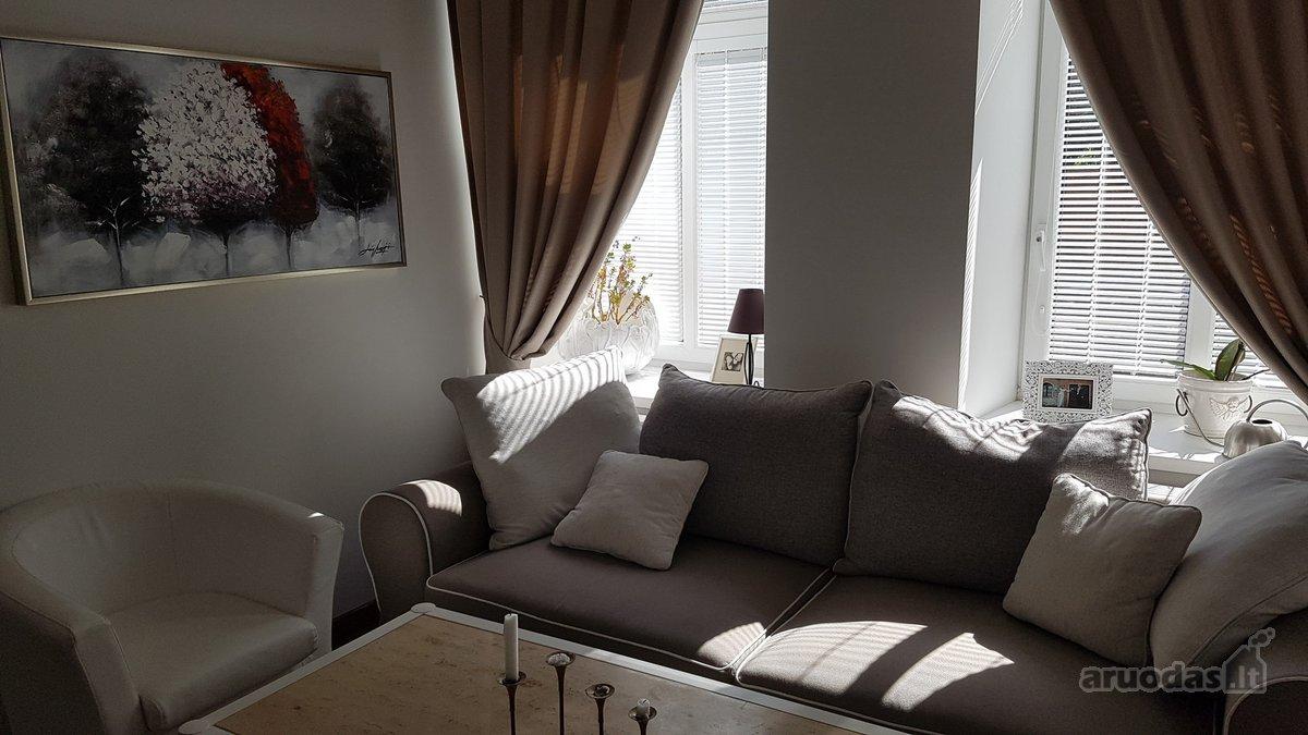 Vilnius, Šnipiškės, Giedraičių g., 2 kambarių buto nuoma