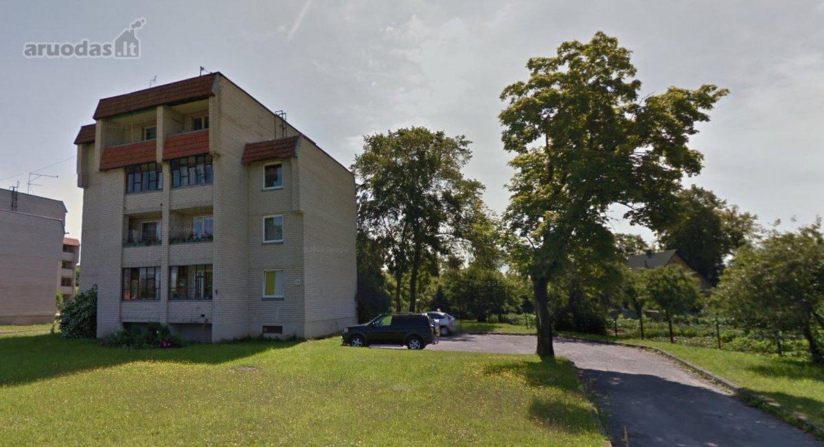 Kupiškio m., Jaunimo g., 4 kambarių butas