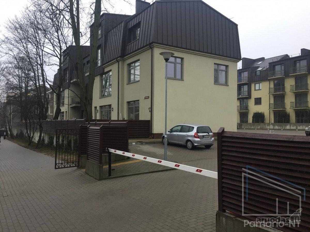 Klaipėda, Centras, J. Zauerveino g., 2 kambarių butas