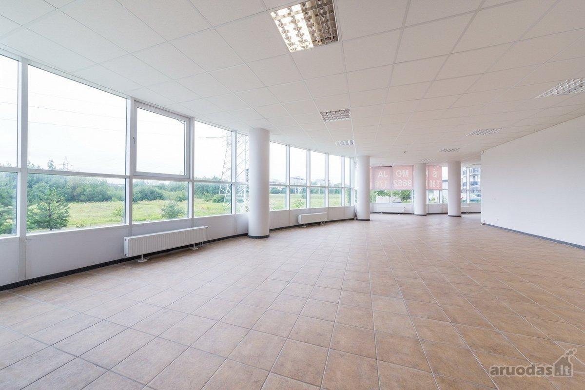 Vilnius, Pašilaičiai, Laisvės pr., biuro, prekybinės, paslaugų paskirties patalpos nuomai